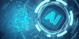 人工智能AI芯片图片