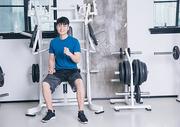 健身房运动男性形象展示500910768图片