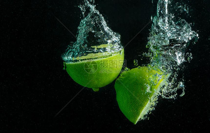 创意柠檬图片