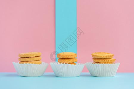 创意饼干图片