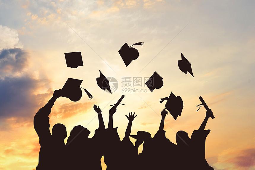 毕业季 图片