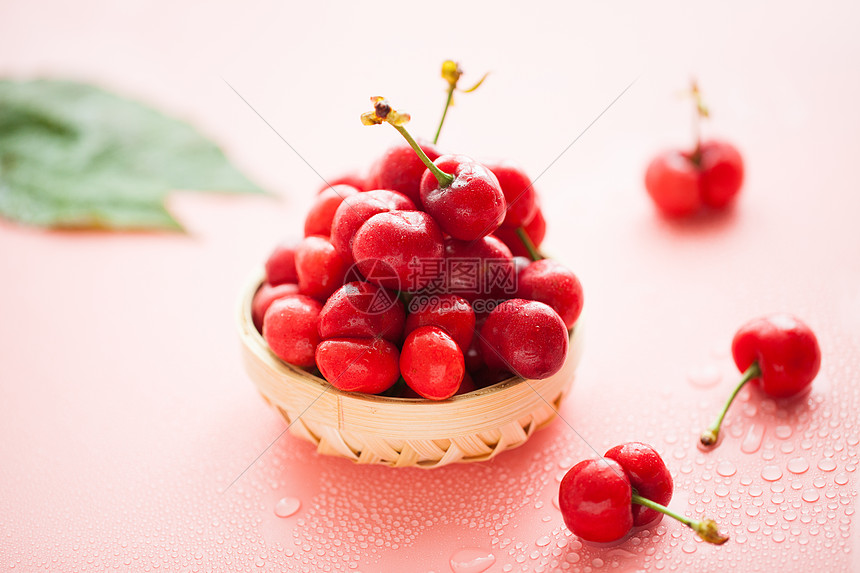 樱桃车厘子大樱桃图片