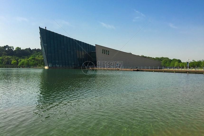 中山舰纪念馆图片