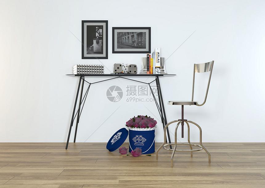 现代简约室内家居图片