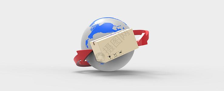 全球快递运输图片