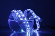 产品拍摄 LED 灯带图片