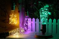 产品拍摄 LED 装饰灯泡图片