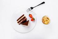 意大利甜点提拉米苏图片
