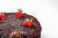 可可巧克力蛋糕500912413图片