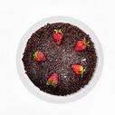 可可巧克力蛋糕500912416图片