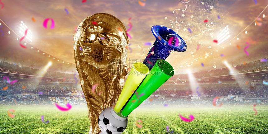 庆祝世界杯图片