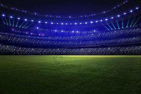 足球场背景图片