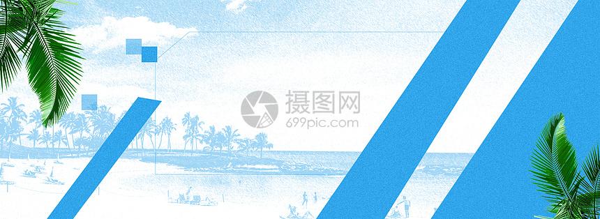 电商海报banner背景图片