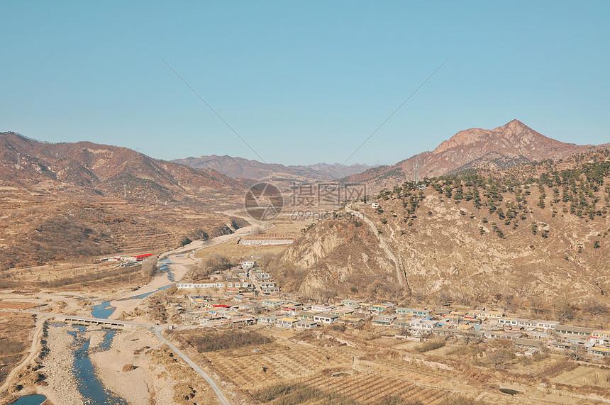 河北农村图片