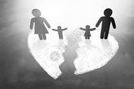 家庭破裂图片