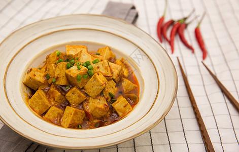 小葱豆腐图片