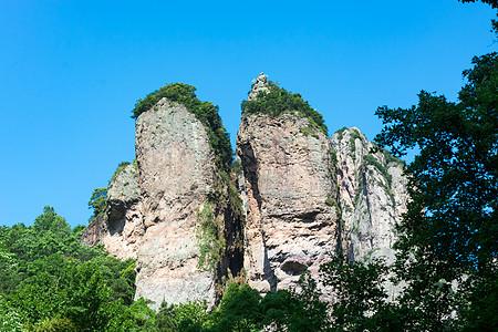 温州雁荡山风景图片