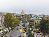 格鲁吉亚首都第比利斯图片
