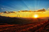 天然土耳其美景图片