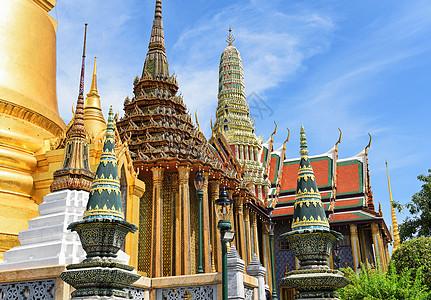 泰国曼谷大皇宫图片