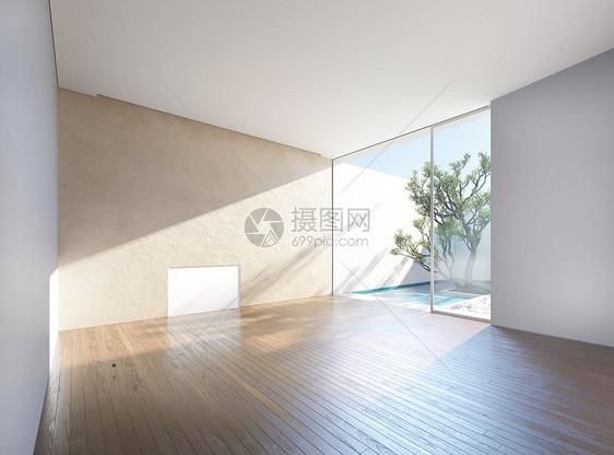 现代简约室内家居空间图片