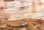 内蒙古坝上日出云海图片