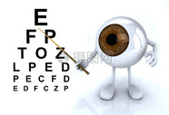 保护视力图片