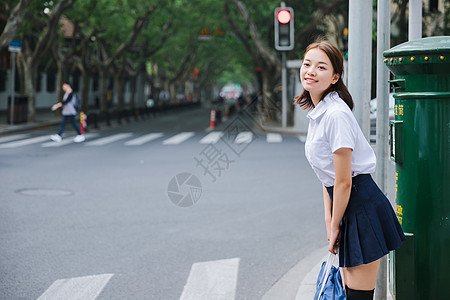 写真可爱的女生图片