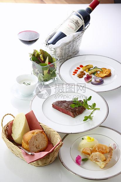 新鲜营养的蔬菜图片
