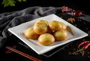 特色小吃南瓜饼图片