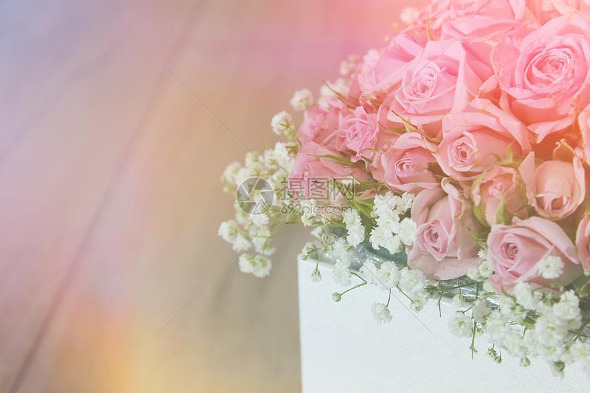 情人节的玫瑰图片