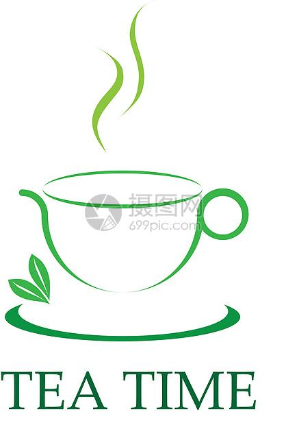 茶杯图形图片