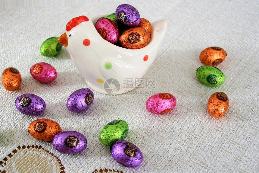 巧克力蛋图片