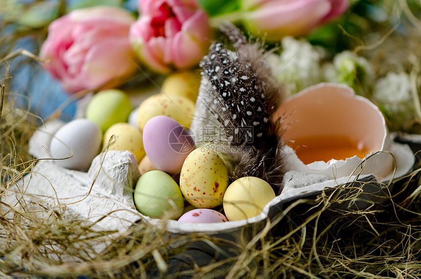 复活节彩蛋图片