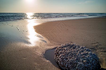 广西北海涠洲岛海边风景图片