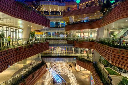 商场建筑结构图片