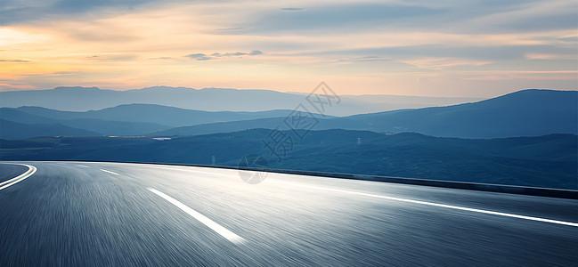 汽车公路背景图片