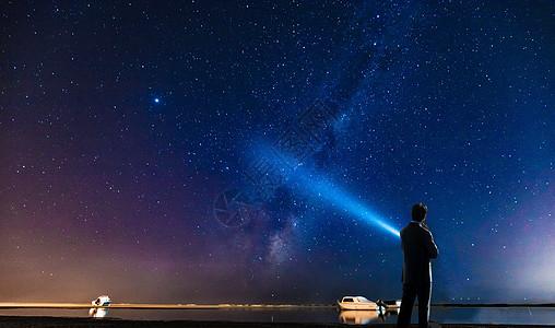 星空背景图片 图片