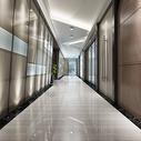现代走廊过道效果图图片