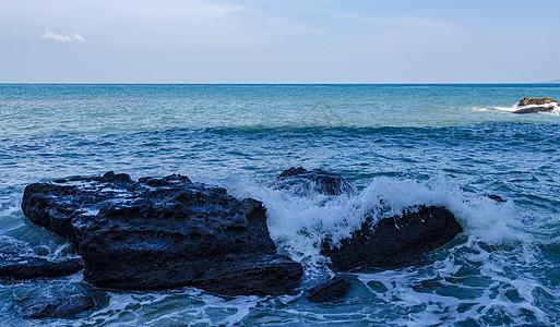 北海涠洲岛海景图片