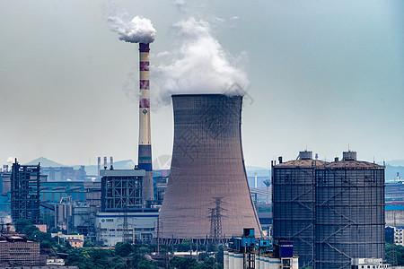 武钢工业化生产景观图片