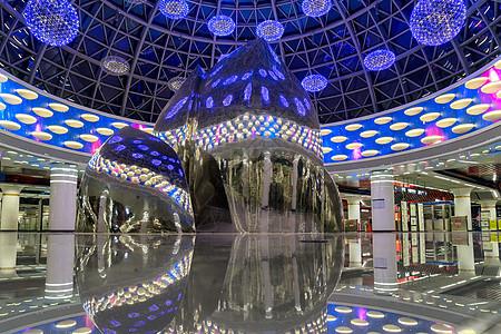 武汉最美地铁站图片