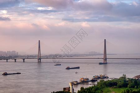 武汉二七长江大桥图片
