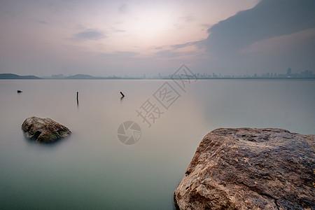 东湖风光图片