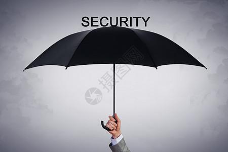 安全防护伞图片