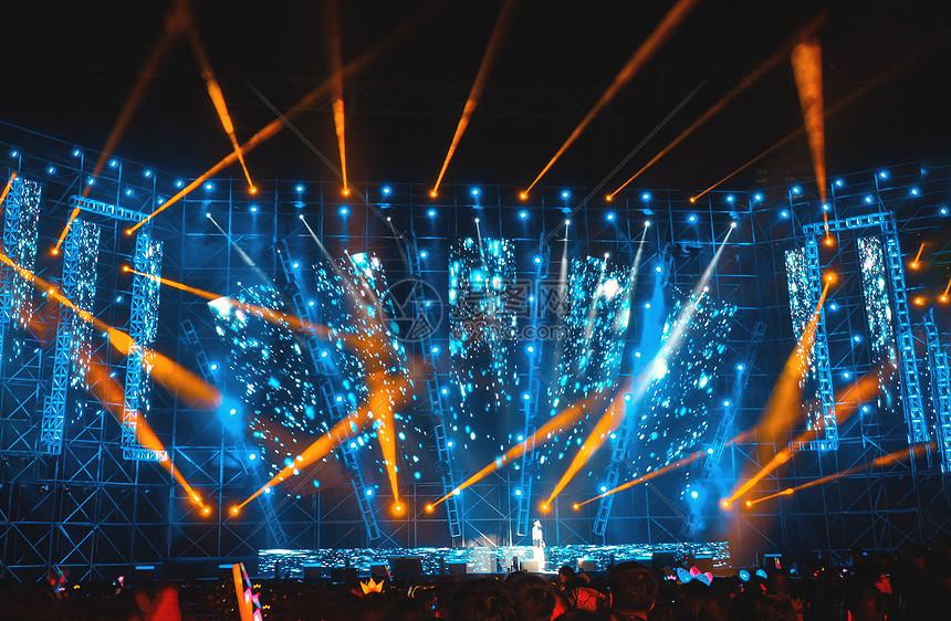 演唱会live图片
