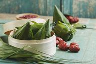 端午节粽子食材图片