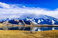 新疆喀什帕米尔高原自然风光图片