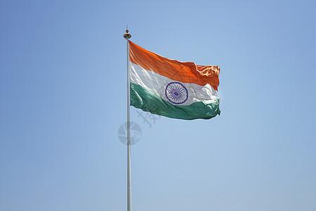 印度国旗图片