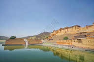印度琥珀堡斋普尔地标图片